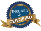 Insured and Best Certified